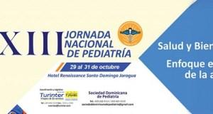 Sociedad de Pediatría anuncia XIII Jornada Nacional