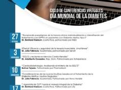 SODODIAN invita a ciclo conferencias virtuales por Día Mundial de la Diabetes