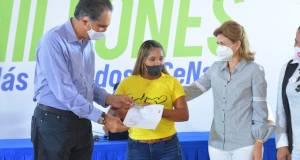 Senasa realiza jornada afiliación al Régimen Subsidiado en Bonao