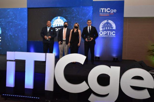El Hugo Mendoza gana segundo lugar premiación iTICge 2021, en medición con 277 instituciones públicas