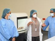 El IIBI resalta eficiencia en control de calidad de los medicamentos de Promese/Cal