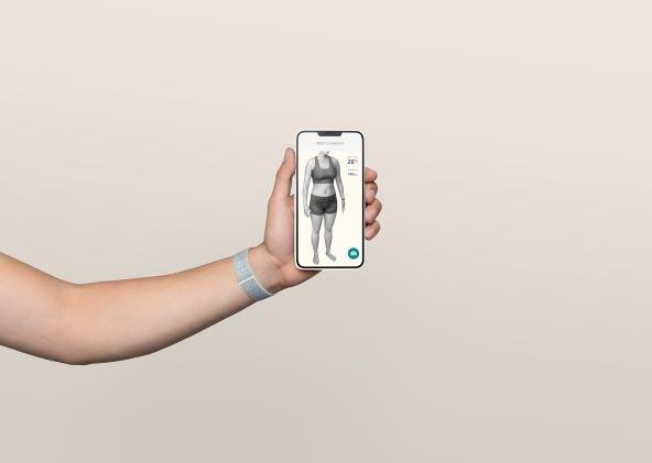 La calculadora de grasa corporal impulsada por IA de Amazon Halo a la par con dispositivos con calidad de laboratorio, según estudio