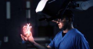 La FDA aprueba tecnología de hologramas 3D para planificación quirúrgica de 'ciencia ficción'