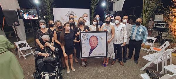 Neumonorte realiza homenaje póstumo al Dr. Fernando Hernando