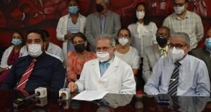 "CMD acusa a ministro De Camps de ""boicotear"" acuerdo con las ARS"