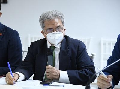 Waldo Ariel Suero afirma el país está próximo a sufrir un rebrote de casos de Covid-19
