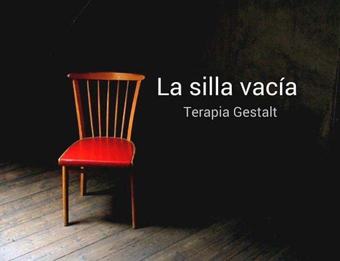 La silla vaca en Terapia Gestalt  Miquel Gabriel
