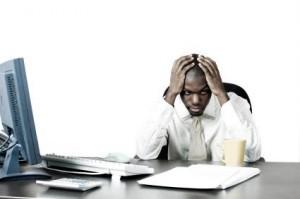 ansiedad en el trabajo