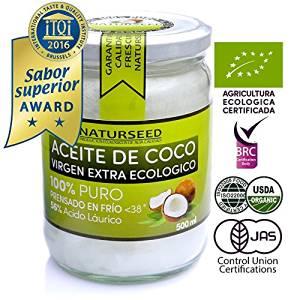 aceite de coco naturseed