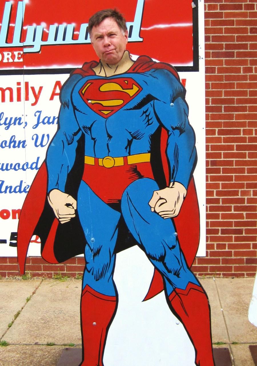 Rickman Superman SIU Saluky Marooned