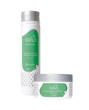 Kits Especiais – Shampoo e Máscara com Proteção UVA e UVB