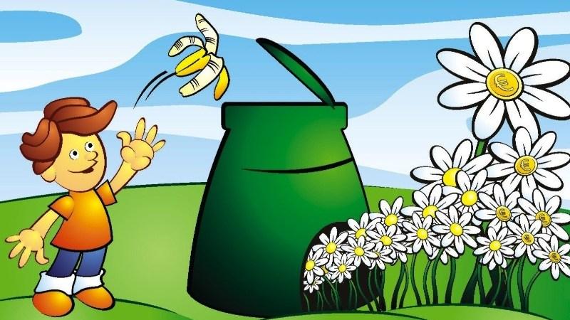 Sconto del 5% sulla Tari a chi farà il compostaggio domestico