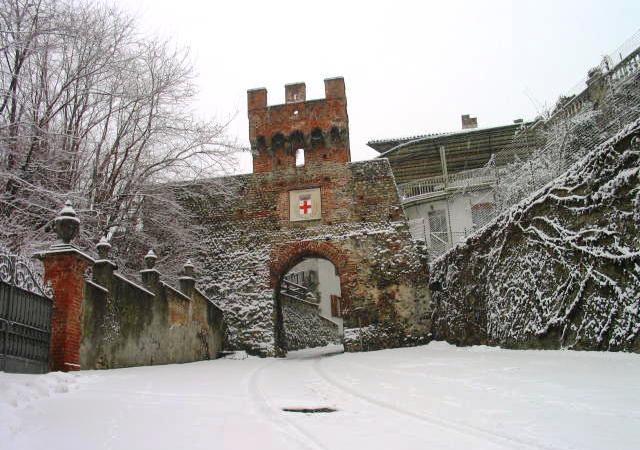 Foto / … era la nevicata del 5 e 6 gennaio 2009