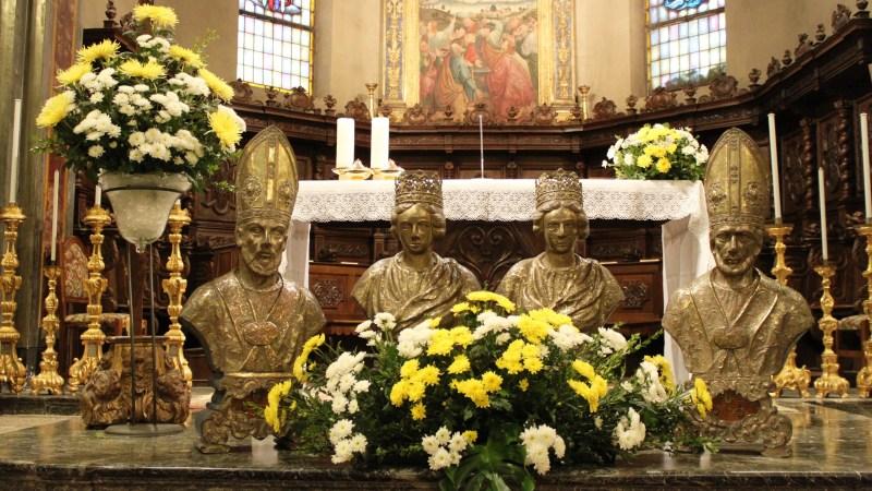 Orari della benedizione dei cimiteri nei giorni dei Santi e dei Fedeli Defunti