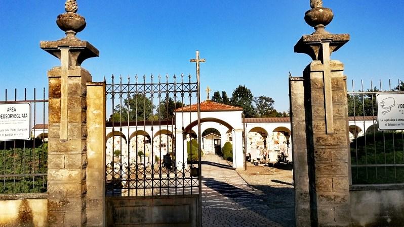Messa nel cimitero urbano del capoluogo giovedì 17 ottobre