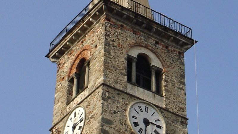 Accadeva 10 anni fa la raccolta fondi per un piccolo intervento di restauro alla sommità del campanile di santa Maria Assunta