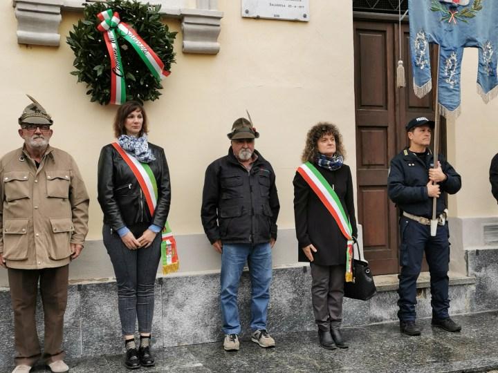 Foto / Immagini e cronaca dalla commemorazione del 4 novembre