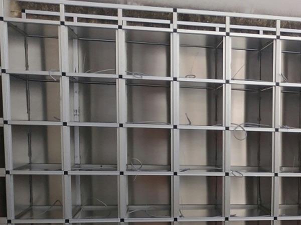 Nuove cellette ossario per il cimitero di Vigellio