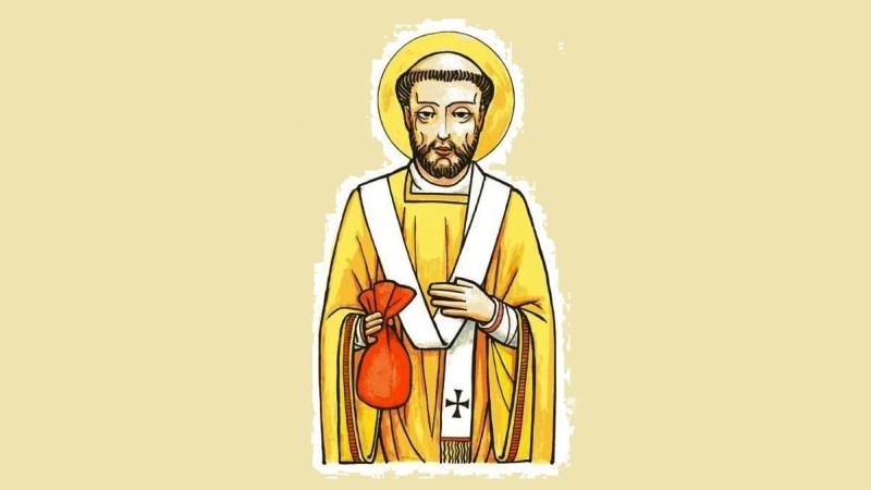 Un proverbio, un santo: Mars sèch e bel ampiniss tin-e e botaj