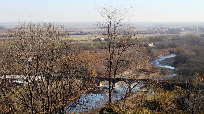 Le tre isole del torrente Elvo