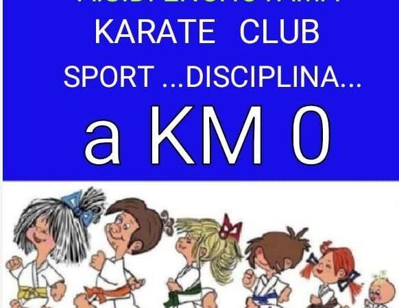 La Enchoyama Karate Club Salussola premiata a Volpiano con cinque medaglie