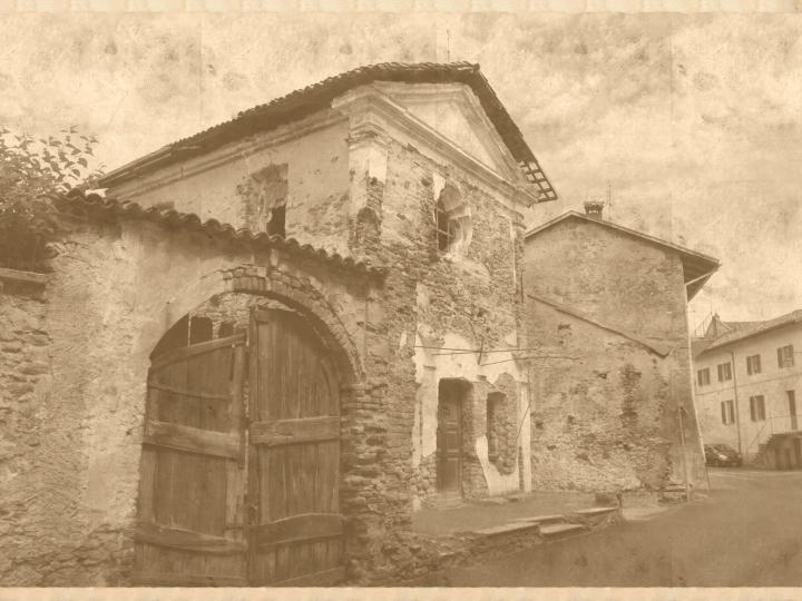 L'oratorio di san Giuseppe a Salussola