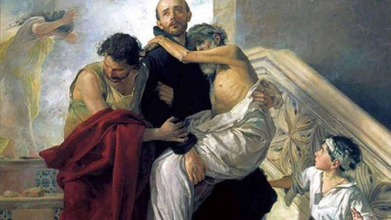 UN proverbio, un santo: Mars o màgg sùit, gran per tùit