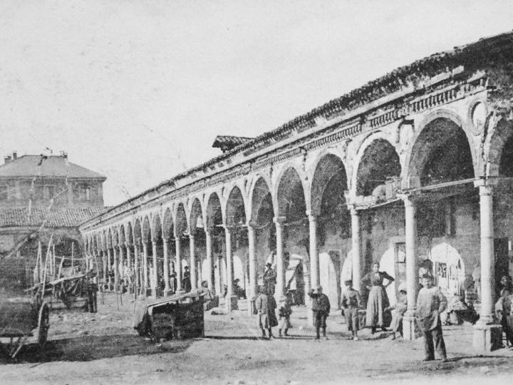 Nel 1835 si costruì un lazzaretto per ricoverare i malati di colera