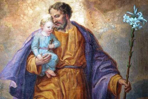 Un proverbio, un santo: Se la griva a canta a san Giusèp, a farà n'invern prima e n'aotr apress