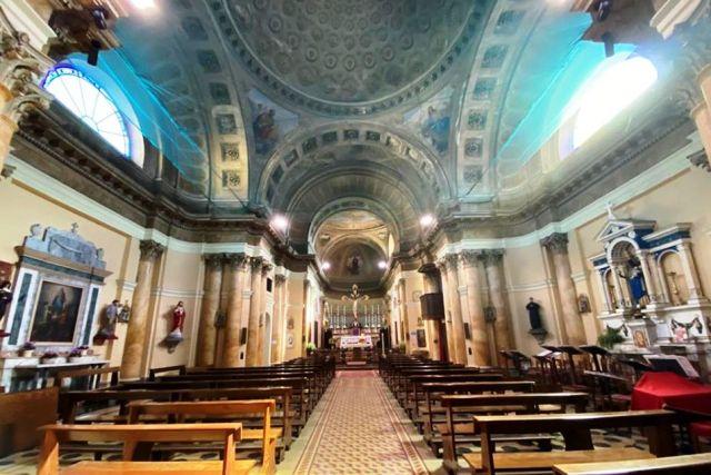 chiesa di carisio
