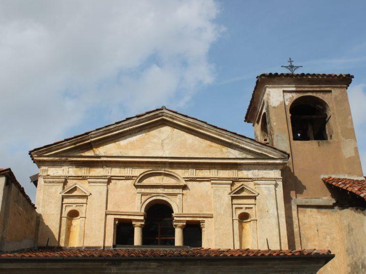 Le chiese scomparse di Salussola: La rettoria dei santi Gervasio e Protasio
