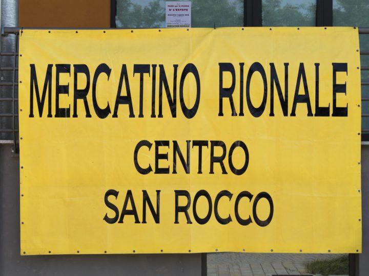 Dieci anni fa il primo mercatino rionale al Centro san Rocco – FOTOGALLERIA