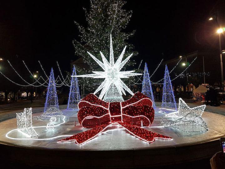 La premiazione delle luminarie posticipata a domenica 10 gennaio
