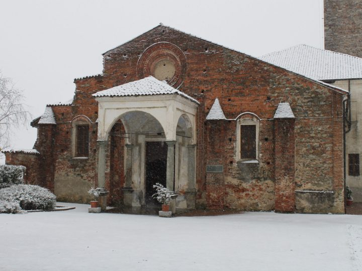 Era la prima neve di stagione il 28 novembre 2010. FOTOGALLERIA