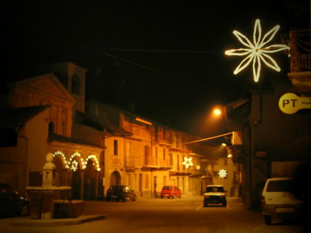 La Pro Loco promuove il concorso delle più belle luminarie di Natale