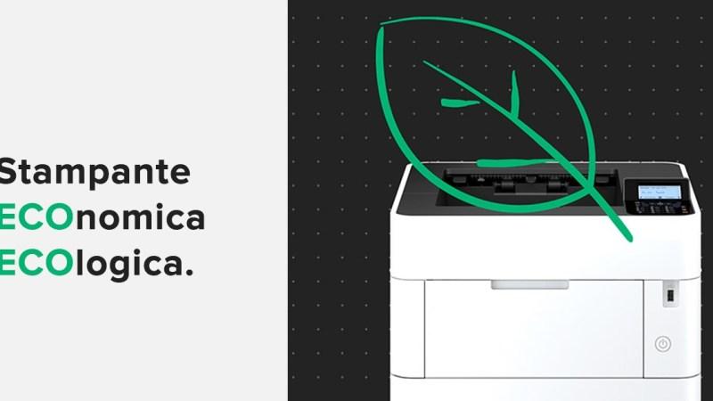 La scuola primaria ha una nuova stampante ecologica ed un pc donati dalla famiglia Cabrio