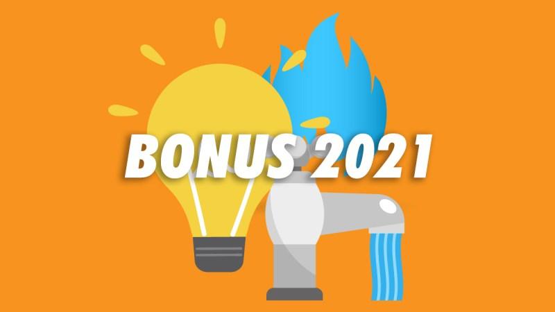 Novità sul bonus 2021 di luce, acqua e gas per i meno abbienti
