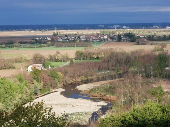 Vedute dal Belvedere panoramico del borgo antico. FOTO