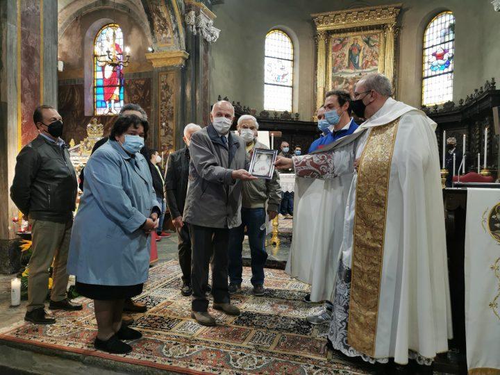 Il san Perulin è andato al V.p.S. il gruppo di volontariato Salussolese