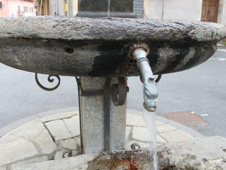 Dopo 20 anni dall'ultima manutenzione la fontana necessità ancora di una revisione