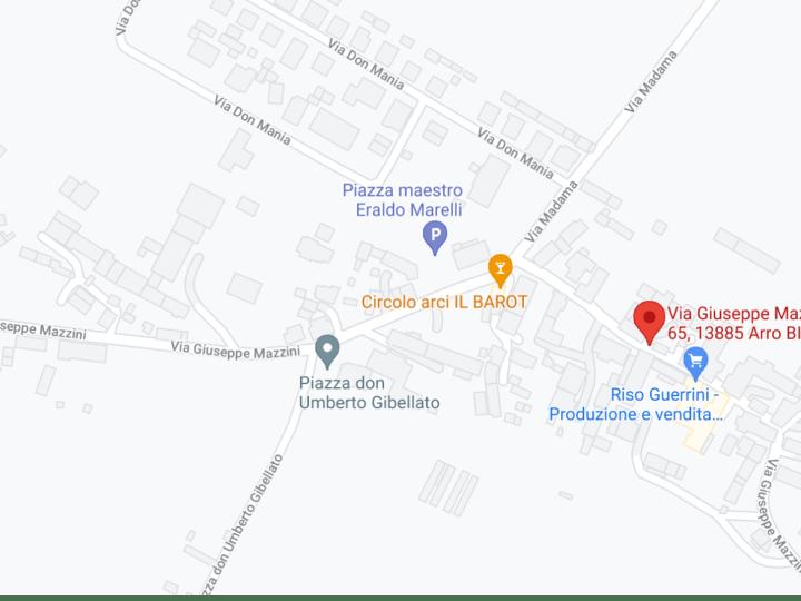 Transito interdetto dal 17 al 24 giugno in un tratto di Via Mazzini ad Arro