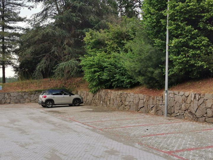 Aperta al parcheggio la nuova Piazza beato Pietro levita. FOTONOTIZIA
