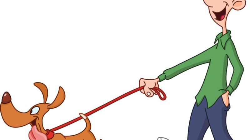 Anche i cani hanno il diritto di farla e i padroni il dovere di raccoglierla