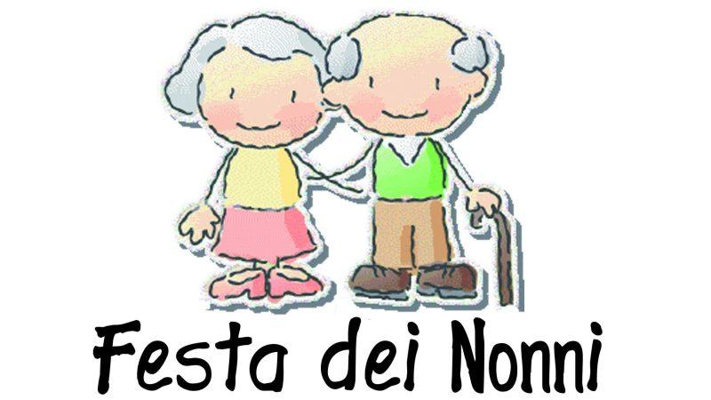Ricordiamoci che domenica 25 luglio è la festa dei nonni