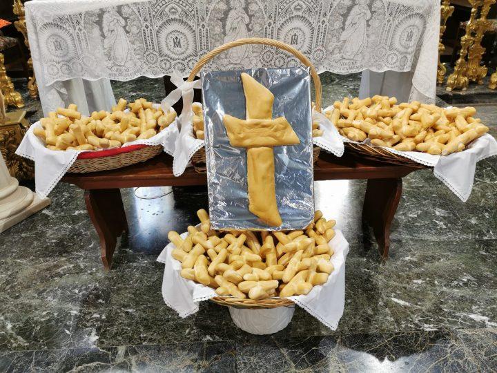 Quando i michin di san Nicola da Tolentino venivano benedetti nell'omonima chiesa