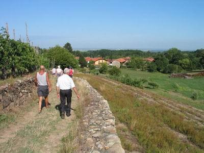 Passeggiando per Calliano e Roncale con l'Avis di Cavaglià
