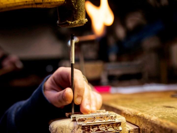 I martedì di ottobre con l'arte orafa al museo di Salussola