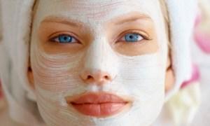 Zeolite maschera viso