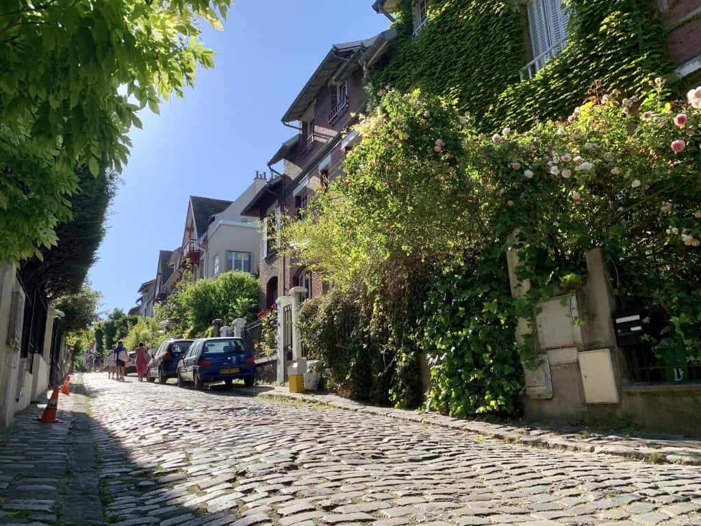 Square de Montsouris - instagrammable streets in Paris