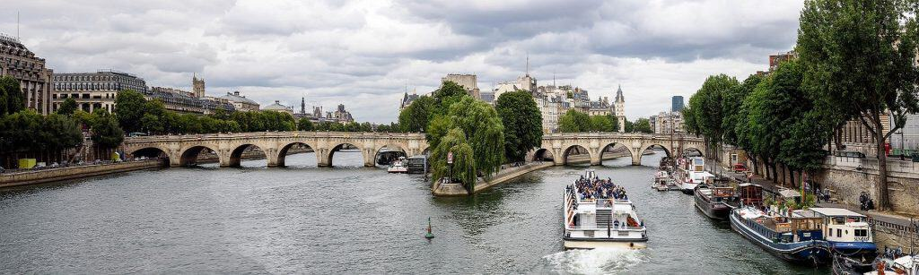 find the best seine river cruise